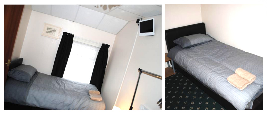 Single Rooms In Blackpool